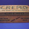 Cremo Cigar Tin/Humidor