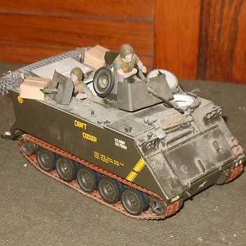 M113 ACAV Vietnam Era 1/35 Scale Tamiya Model