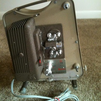 Keystone 8mm Projector
