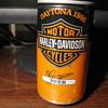Daytona Harley Davidson unopened Beer cans