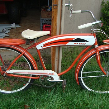 1940s Rollfast Delux Bicycle  - Outdoor Sports