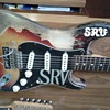 "Stratocastel ""Number One"" Stevie Ray Vaughan (Custom)"
