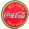 1938 Coca-Cola Sign