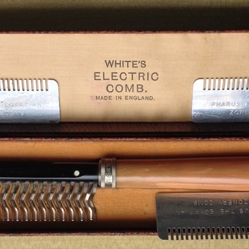 White's Electric Comb