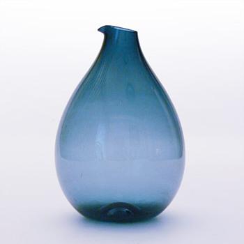 Blue jug, Kjell Blömberg (Gullaskruf, 1963)
