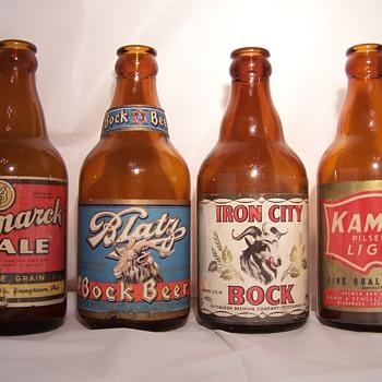 Steinie Beer Bottles - Bottles