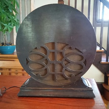 1920s Teletone speaker( owned by Chordettes singer, Dorthy Schwartz)