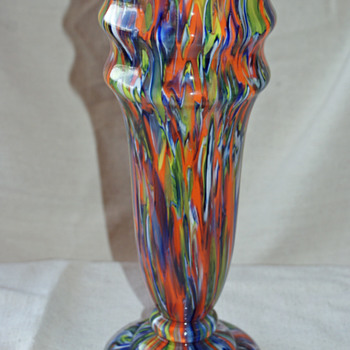 Help... Czech or not???? - Art Glass