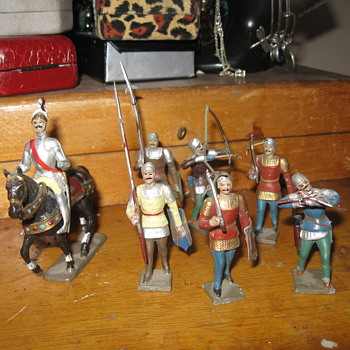 Lead Figurines