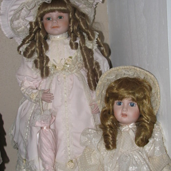 Alena & Friend - Dolls