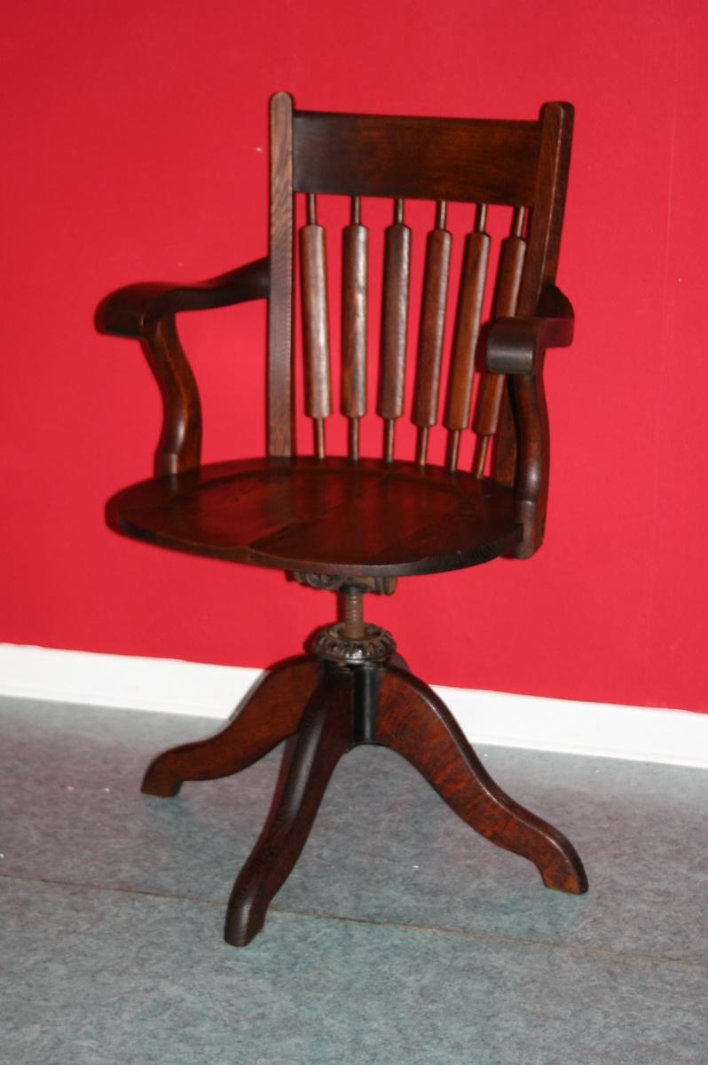 fauteuil de bureau am ricain. Black Bedroom Furniture Sets. Home Design Ideas