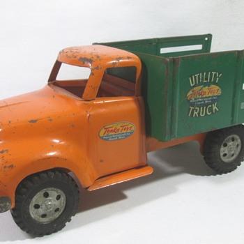Tonka Utility Stake Truck