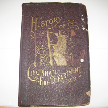 History of the Cincinnati Fire Department - Books