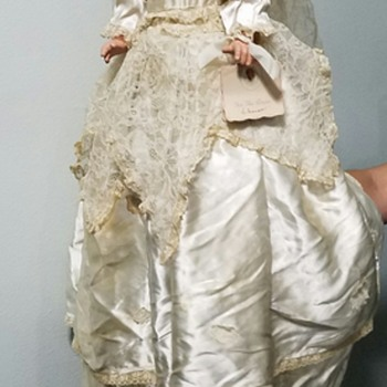 Bride Composition Doll