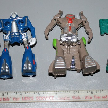 Transformer ID help request - Toys