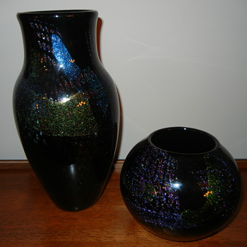 Stafford Dichroic Glass