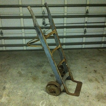 Hand Truck - Tools and Hardware
