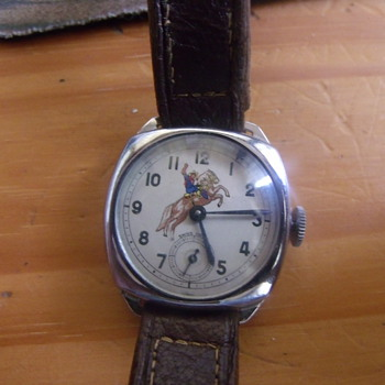"One That You Won""t Find in the Books - Wristwatches"