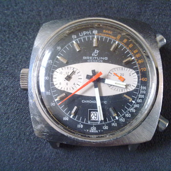 BREITLING CHRONOMATIC - Wristwatches