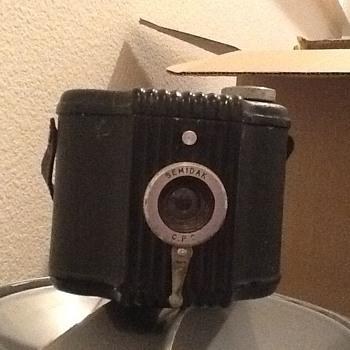 1940s Semi Dak camera