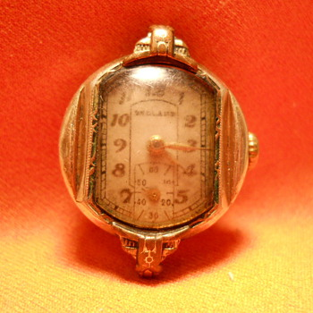 Old watch - Wristwatches