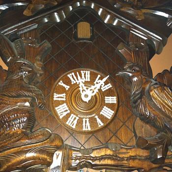 XL- Cuckoo clock  - Clocks
