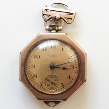 Old Elgin Ladies Watch - Pocket Watches