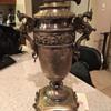 Brass Victorian era Parlor oil lamp - has no markings