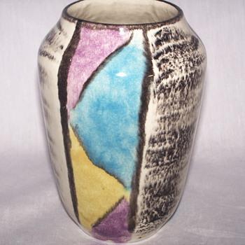 "West Gremany Pottery""XX Century"