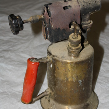 Plumber's Blow Torch