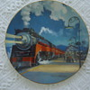 STARLIGHT  LIMITED  ROMANCE OF THE RAILS PLATE..