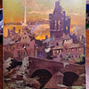 German WW1 Bombing Postcard