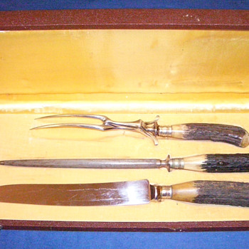 Firodur - J.A. Henckles Carving Set - Kitchen