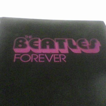 BEATLES FOREVER 1977 - Books