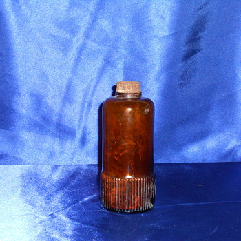 Old Medicine Bottle - Bottles