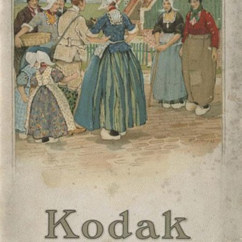 Vintage Kodak Covers - The Rise of Amateur Photography