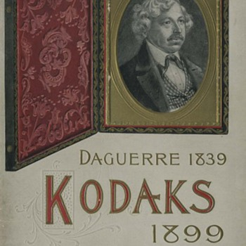 More Vintage Kodak Covers - Cameras
