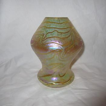 Kralik Silberband Vase