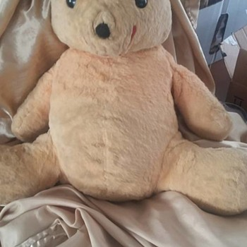 stuffed toy for a child born in 1979