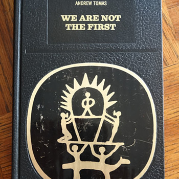 We are not the first by Andrew Tomas, Laffont special edition