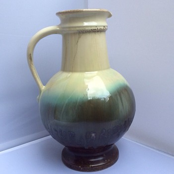 Vintage or antique large jug