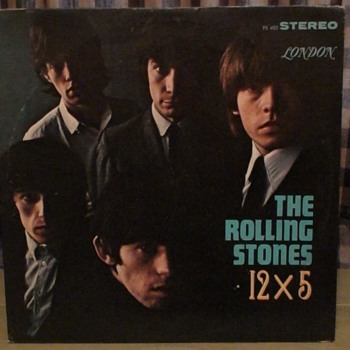 Records In The Attic Part II  1964 Rolling Stones 12X 5 Album London PS 402
