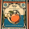 Neil Young screenprint by Shepard Fairey