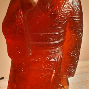 Geisha statue - Asian