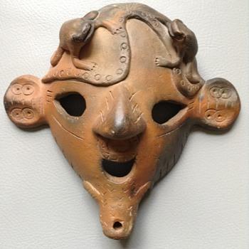 Origin of Mask??? - Visual Art