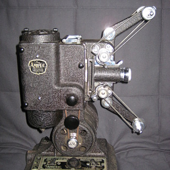 1933 Ampro Precision Projector - Silent Movies