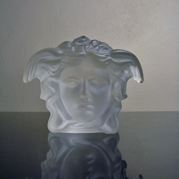 VERSACE FOR ROSENTHAL-GERMANY - Art Glass