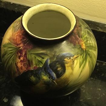 Family heirloom - Art Pottery