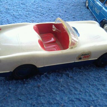 AMT Corvette promo car - Model Cars