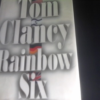 "Tom Clancy ""Rainbow Six"""